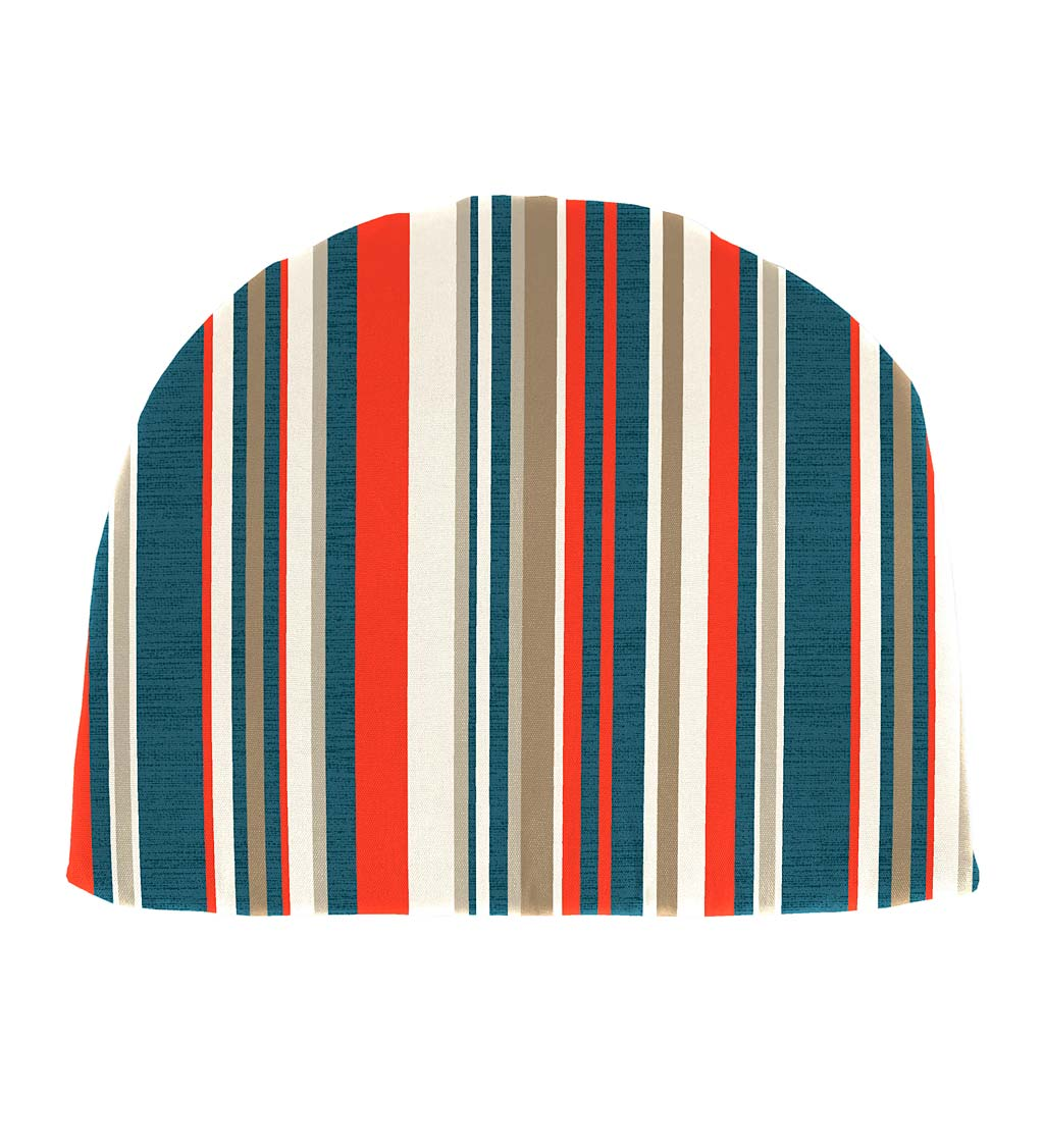 "Polyester Classic Chair Cushion, 18½"" x 18"" x 3"""