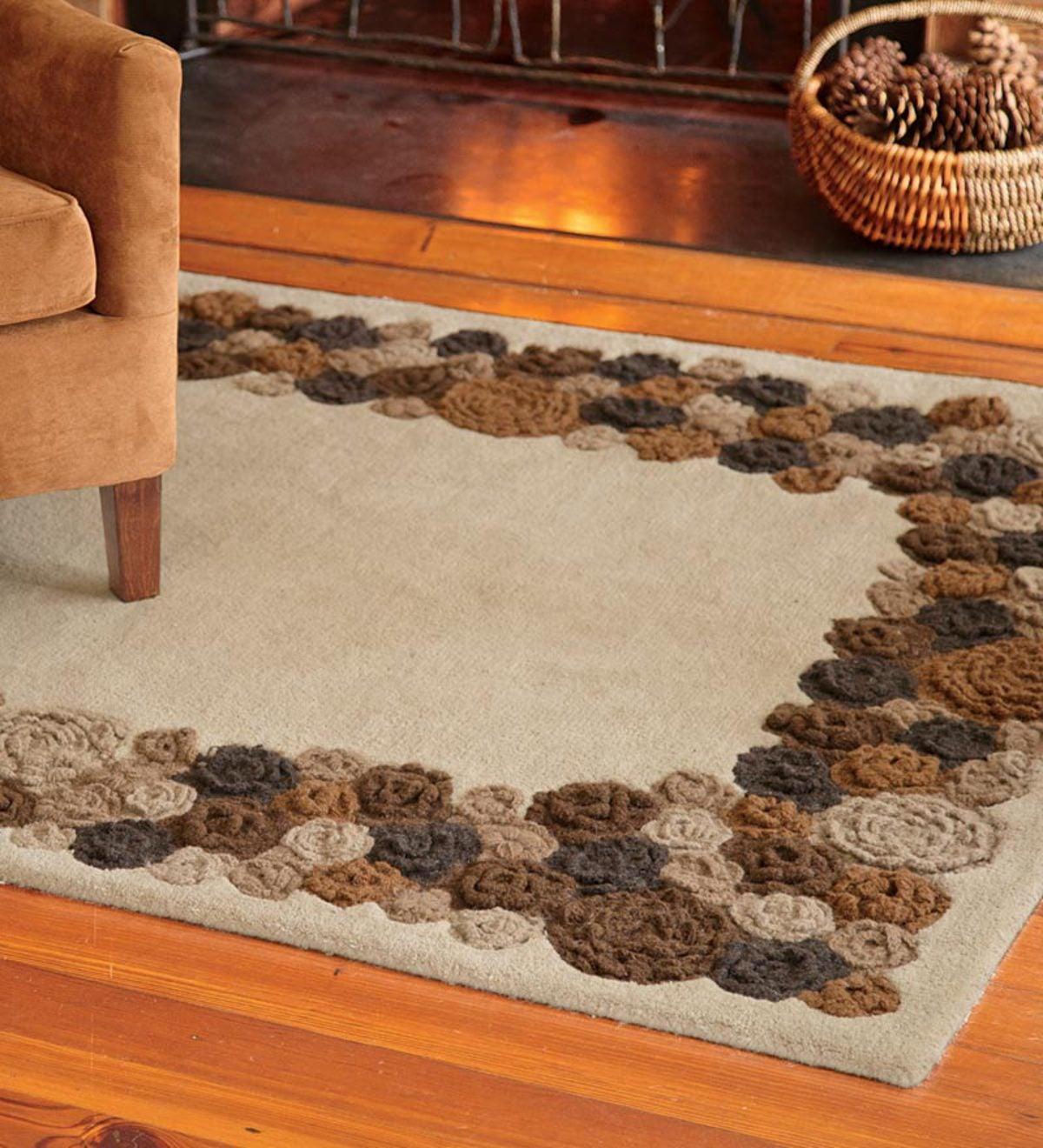 Rugs, Rugs, Rugs – 5 Rugs to Crochet