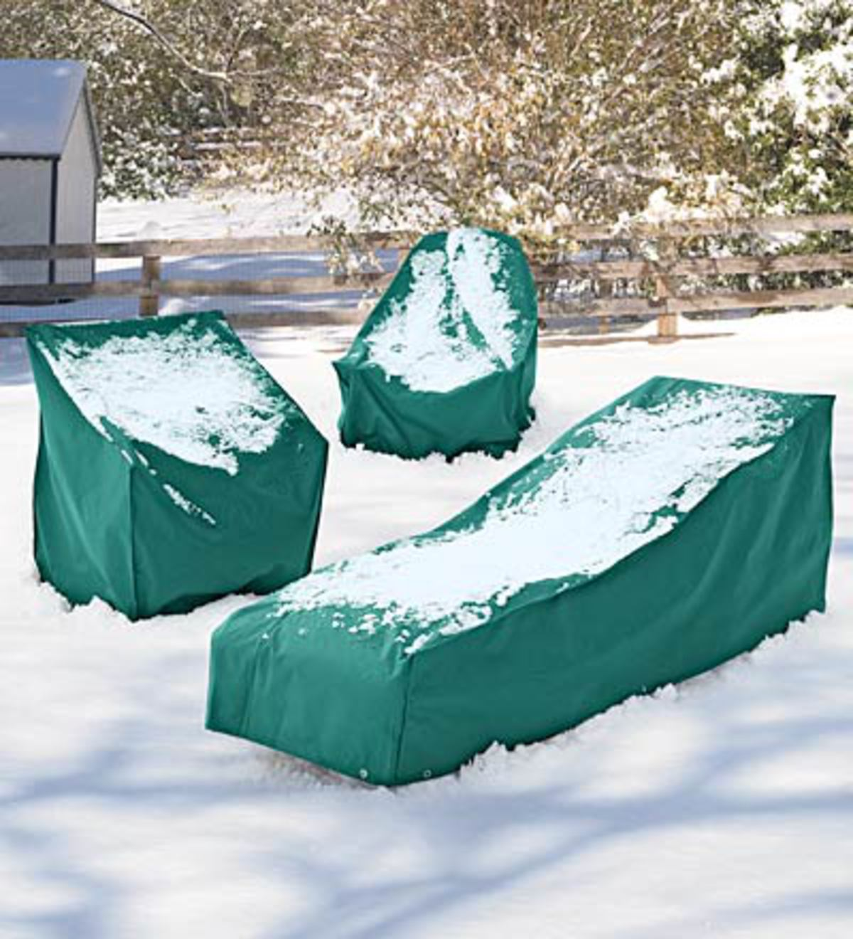 All-Weather Outdoor Cushion Storage Bag