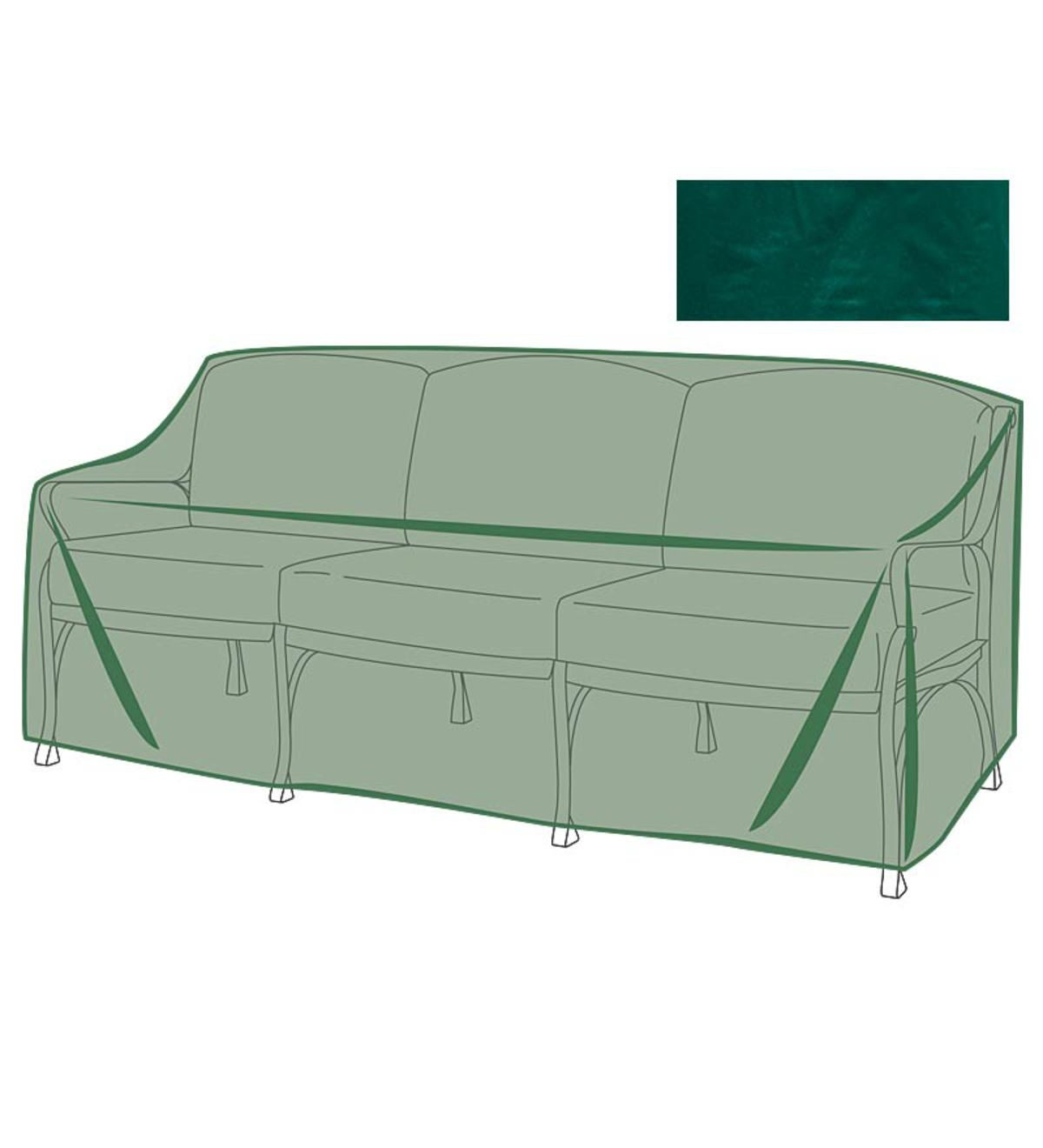 Classic Outdoor Furniture All-Weather Cover for Sofa