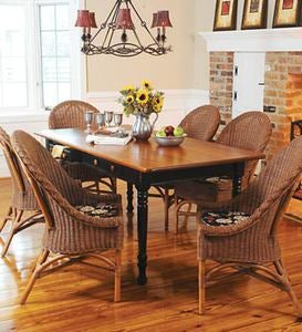 USA-Made Woodbridge Solid Pine Tables