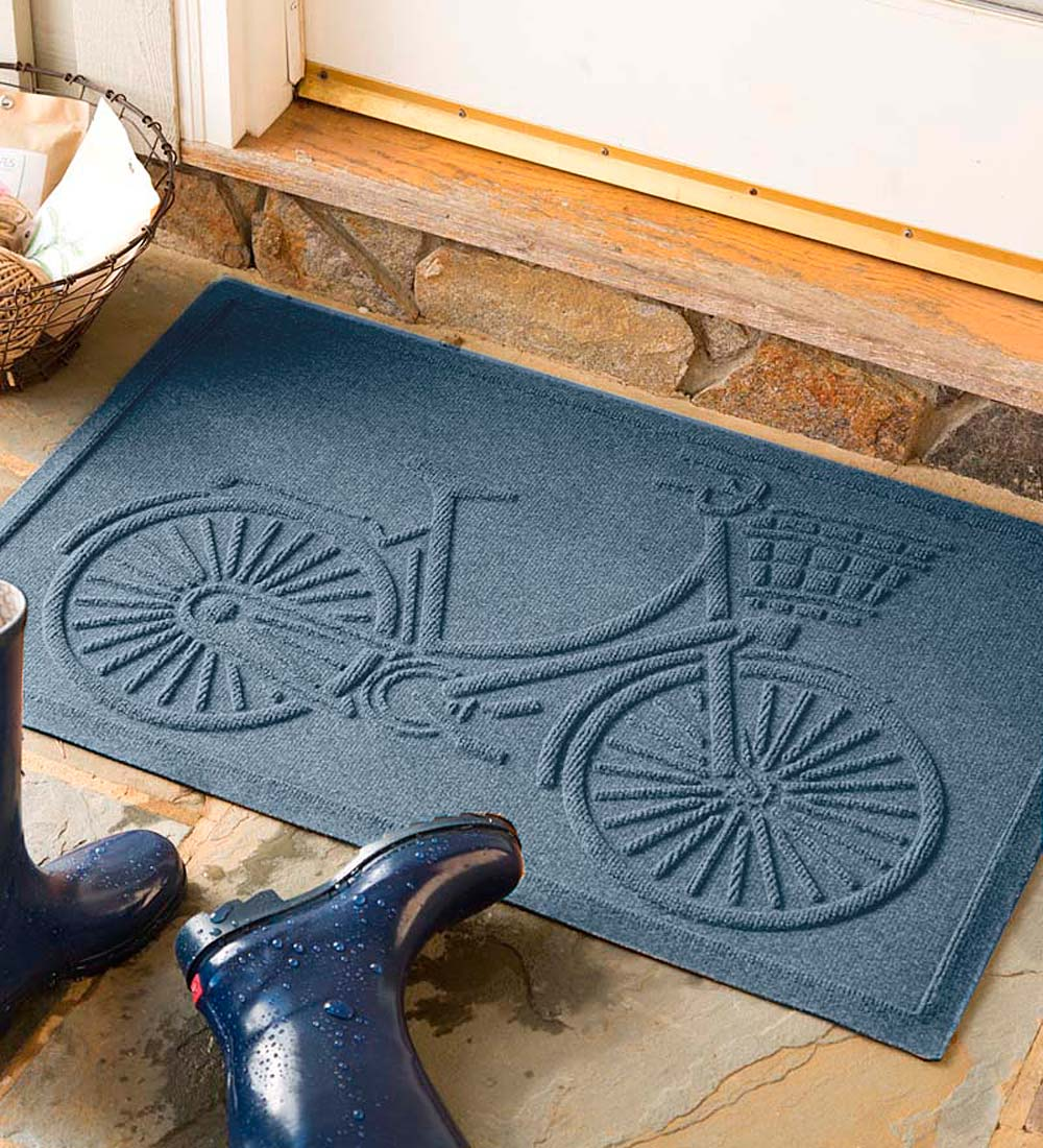 Medium Bicycle Waterhog Doormat 2 X 3 Collection