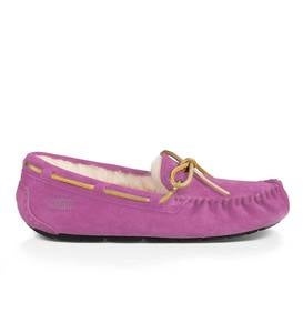 UGG Ansley Moccasin Slippers - Bodacious - Size 5