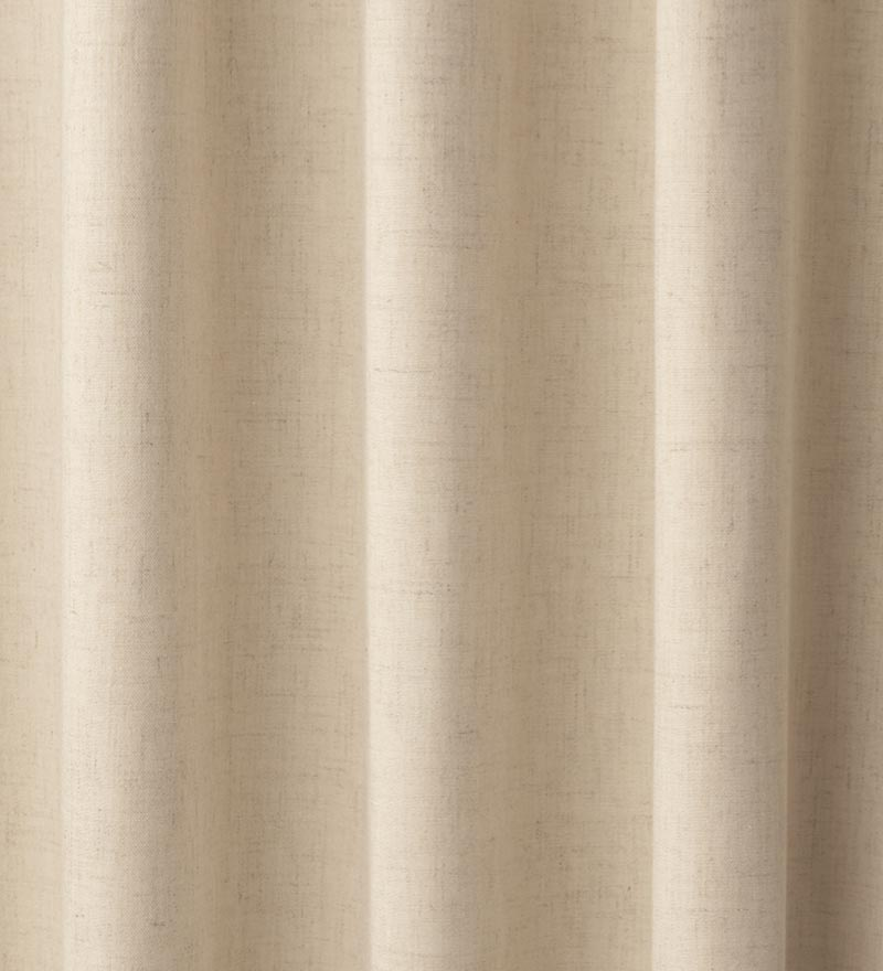 "Homespun Rod-Pocket Insulated Curtain, 72""L swatch image"