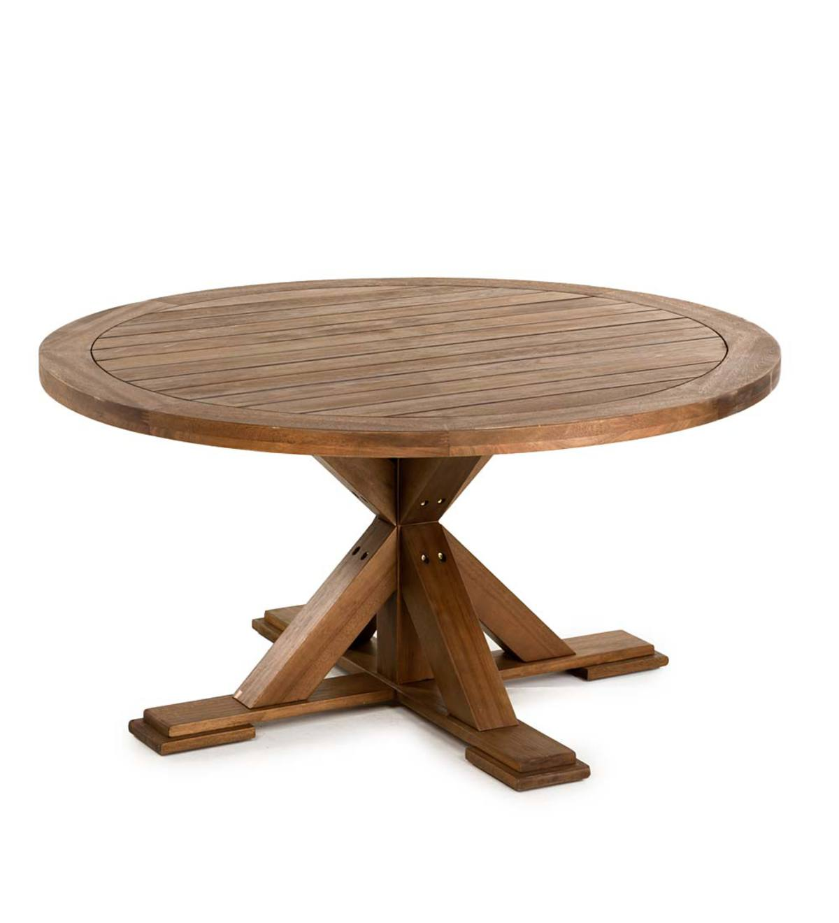 Claremont Eucalyptus Round Dining Table