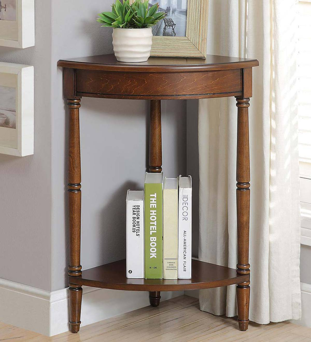 Corner Table/Plant Stand