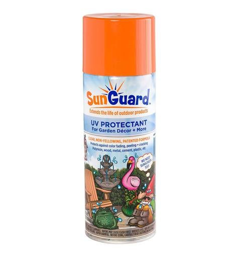 Sunguard Uv Protectant Spray For Outdoor Decor Outdoor