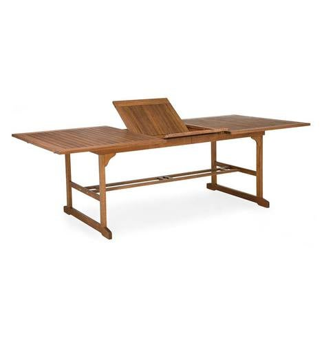 Lancaster Extension Table
