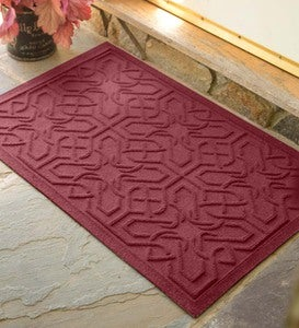 Large USA-Made Waterhog Celtic Knot Doormat, 3' x 5'