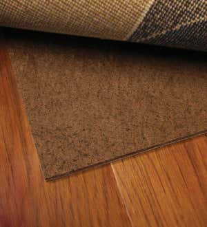 Luxehold Rug Pad Plus Plowhearth, Rug Pad For Laminate Flooring