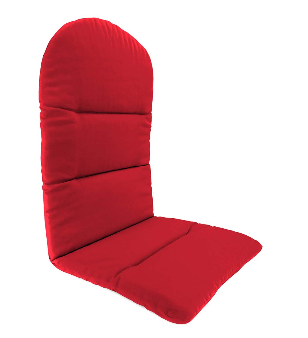 Sunbrella Classic Adirondack Cushion, 52 x 20 1/2 x 2 1/2