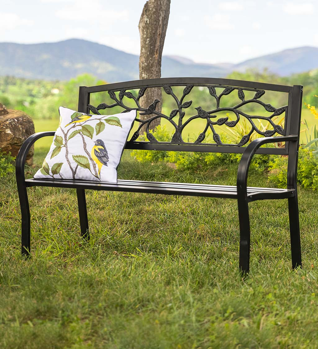Outdoor Benches Chairs