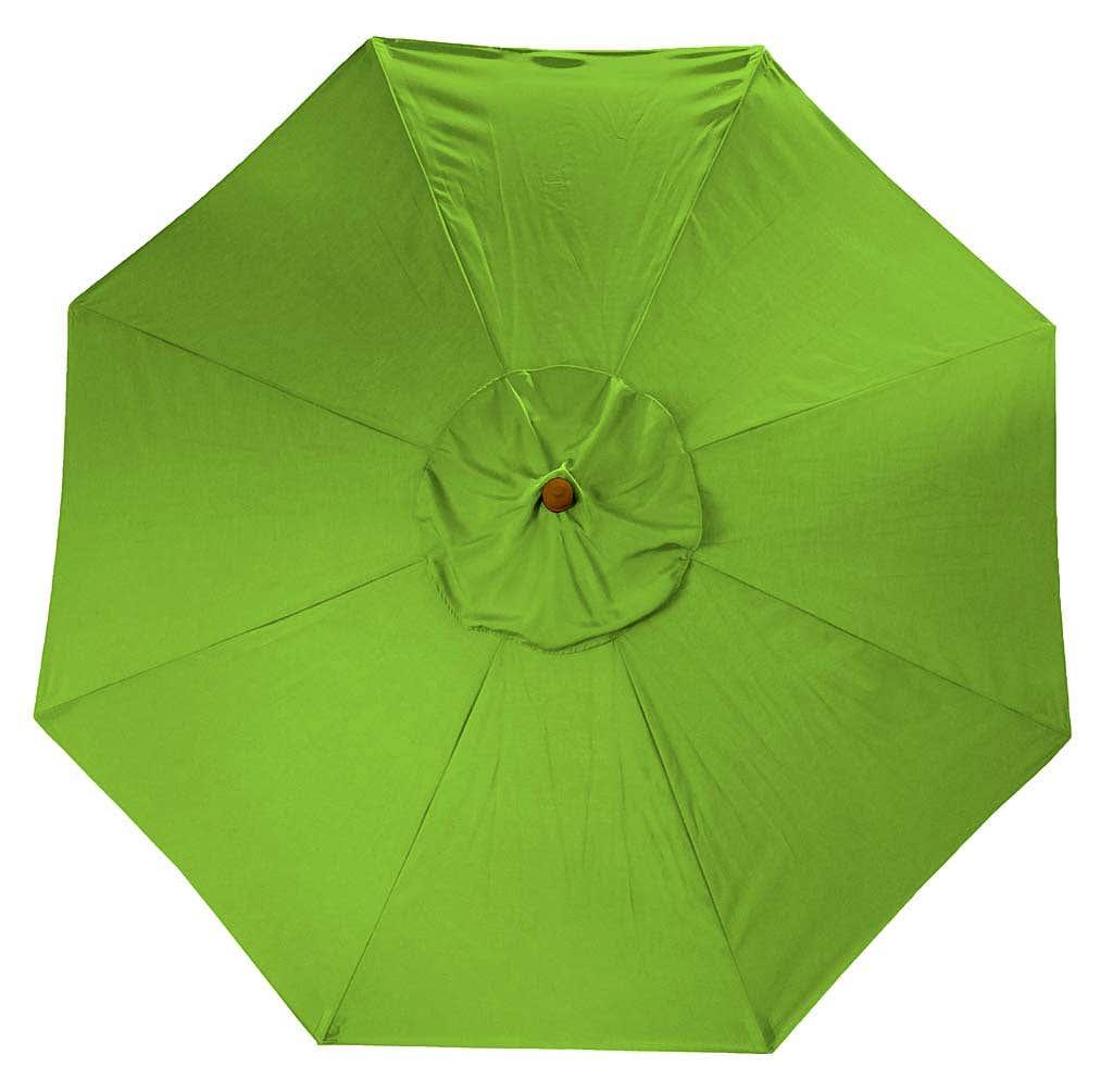 Classic Patio Market Umbrella with Aluminum Pole, 9' dia.