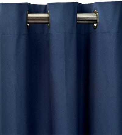 Thermalogic energy efficient insulated tab top curtains 72 for Super energy efficient windows