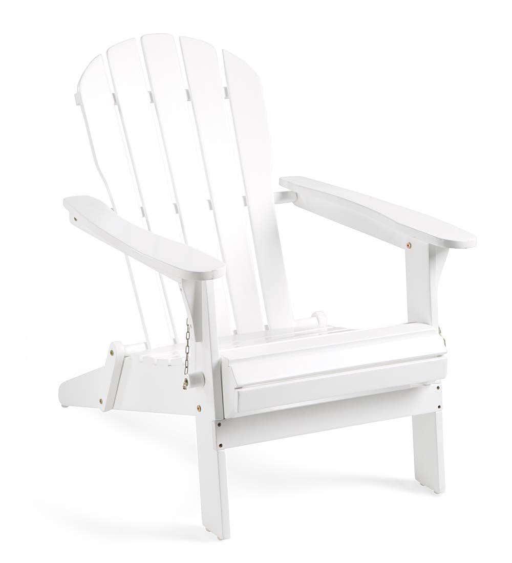 Wooden Adirondack Chair Outdoor Adirondack Furniture In